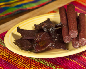 Bison Jerky / Sticks