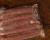 Bison Smoked Brats
